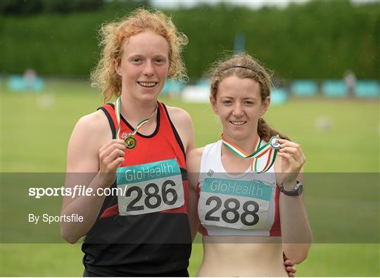 GloHealth Juvenile Track and Field Championships - Saturday 26th July 2014