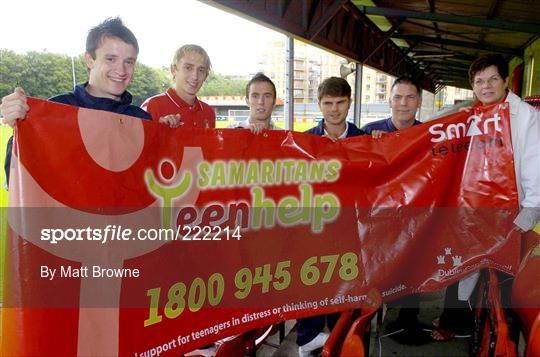 St Patrick's Athletic F.C. Photocall