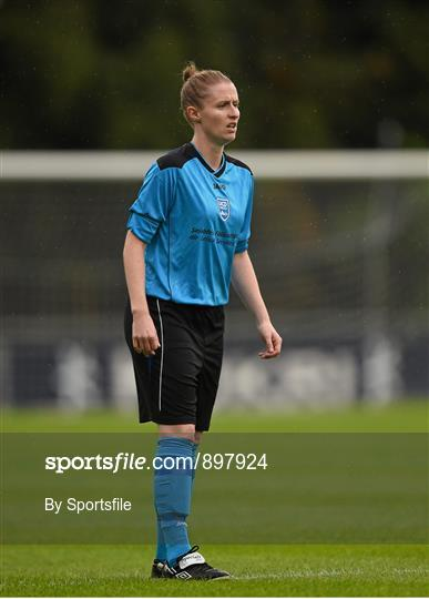 UCD Waves v Rhodes College - Women's National League Friendly