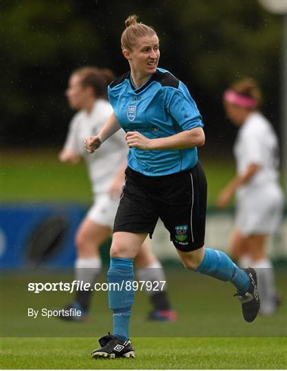UCD Waves v Rhodes College - Women's National League Friendly