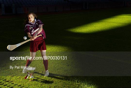 Camogie Minor A All-Ireland Final Photocall