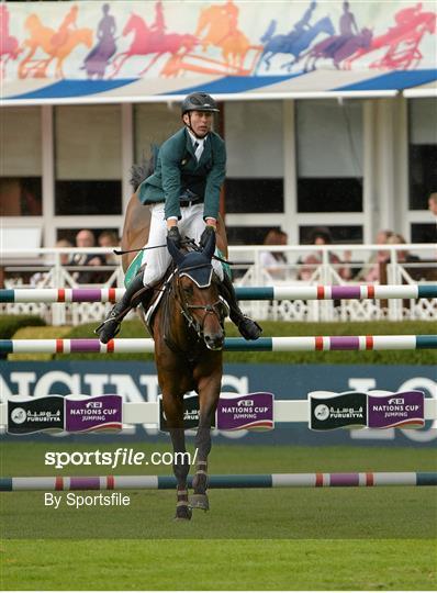 Filte Ireland Dublin Horse Show 2014
