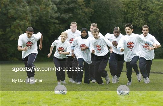 Launch of the FAI's Football Against Racism in Europe (FARE) Week