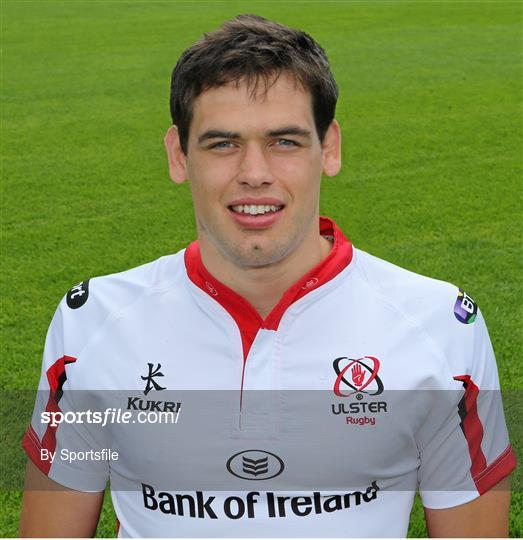 Ulster Rugby Squad Portraits 2014/15