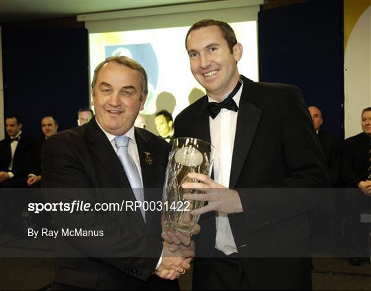 "Christy Ring / Nicky Rackard Cups ""Champion 15"" Awards 2006"