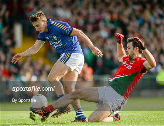 Kerry v Mayo - GAA Football All Ireland Senior Championship Semi-Final Replay