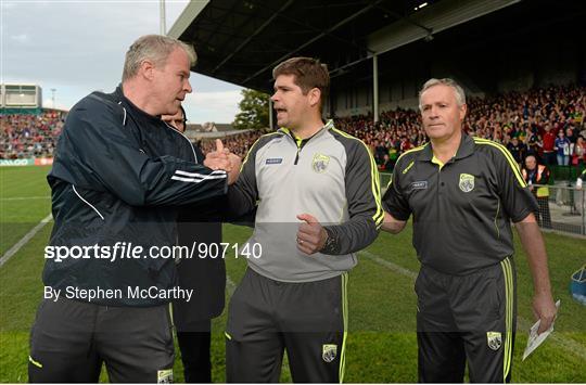 Kerry v Mayo - GAA Football All Ireland Senior Championship Semi-Final Replay
