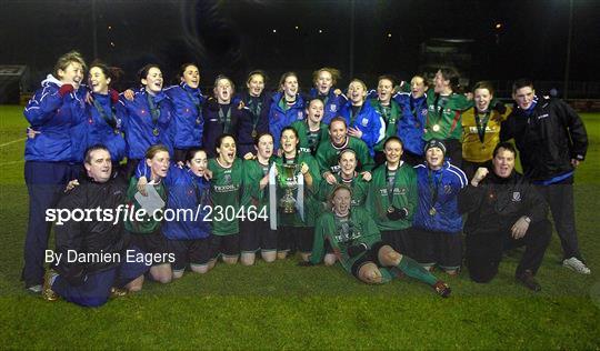 UCD v Mayo League - Womens FAI Senior Cup Final