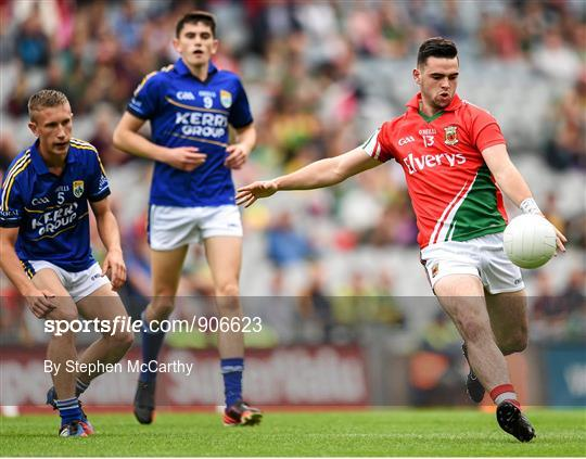 Kerry v Mayo - Electric Ireland GAA Football All-Ireland Minor Championship Semi-Final