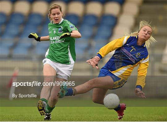 Fermanagh v Roscommon - TG4 All-Ireland Ladies Football Intermediate Championship Semi-Final