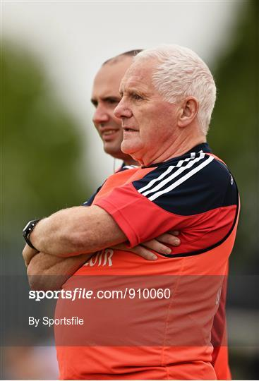 Armagh v Cork - TG4 All-Ireland Ladies Football Senior Championship Semi-Final