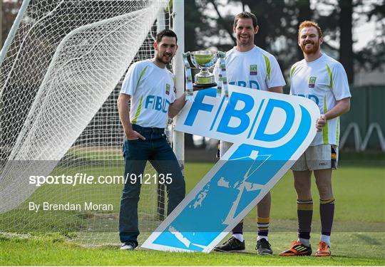 2014 FBD7s Launch at Kilmacud Crokes