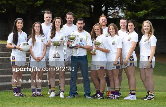 2014 FBD7s Launch at Kilmacud Crokes