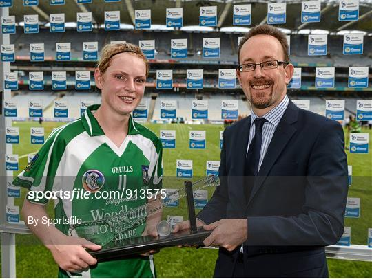 Kilkenny v Limerick - All Ireland Intermediate Camogie Championship Final
