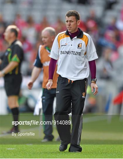 Kilkenny v Limerick - All Ireland Intermediate Camogie Championship Final