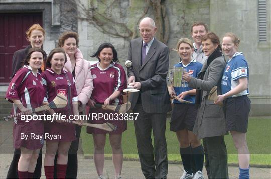 Sportsfile The Ashbourne Cup Photocall Rp0033857