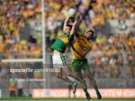 Kerry v Donegal - GAA Football All Ireland Senior Championship Final