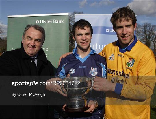 Ulster Bank Trench Cup Final