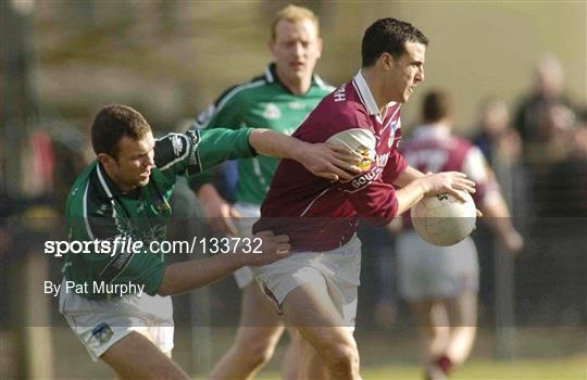Galway v Limerick - Allianz Football League Division 1B Round 4