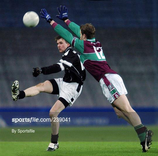All-Ireland Intermediate Club Football Final - Ardfert (Kerry) v Eoghan Ruadh (Derry)