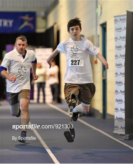 Paralympics Ireland in partnership with sponsors Mondelez and manufacturers Ottobock Host First Ever Running Blades Workshop in Ireland
