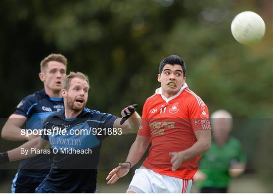 St Judes v St Brigids - Dublin County Senior Championship Quarter-Final