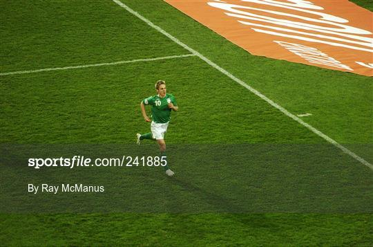 Republic of Ireland v Slovakia - 2008 European Championship Qualifier