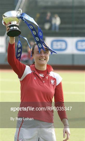 Pembroke Wanderers v Pegasus - ESB Irish Women's Senior Cup Final