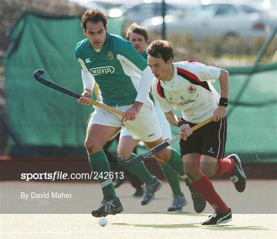 Irish Men's Senior Cup Final - Annadale v Glenanne