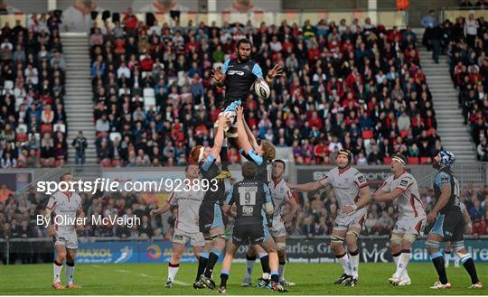 Ulster v Glasgow Warriors - Guinness PRO12 Round 6