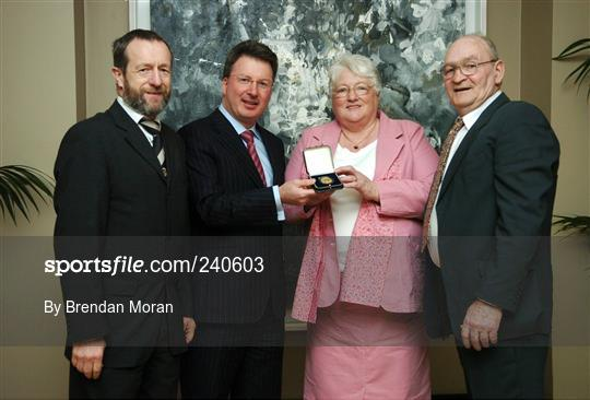 Irish Independent Sportstar of the Week Awards Luncheon