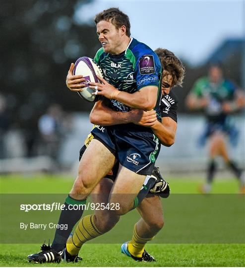 connacht v la rochelle european rugby challenge cup 2014 15 pool 2 round 1. Black Bedroom Furniture Sets. Home Design Ideas