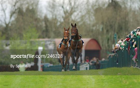 Sportsfile - Punchestown National Hunt Festival - Tuesday