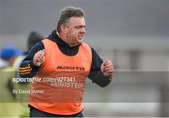 Tubbercurry GAA v Achadh Mhaoileann - AIB Connacht GAA Football Senior Club Championship Quarter-Final