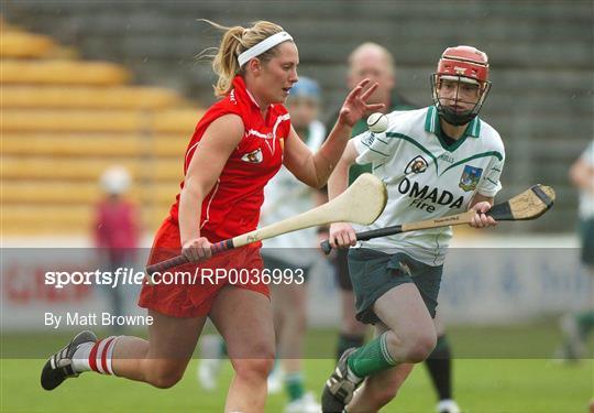 Cork v Limerick - Camogie National League Division 1B Final