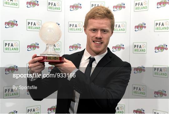 PFA Ireland Awards 2014