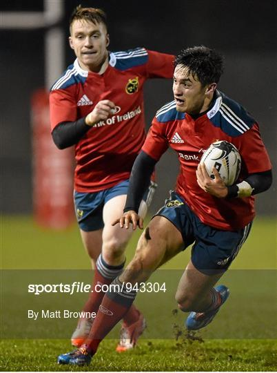 Munster A v Worcester Warriors - British & Irish Cup Round 5