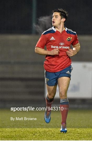 Munster A v Worcester Warriors - British & Irish Cup Round 5