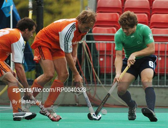 Ireland v Netherlands - 2007 EuroHockey Nations Championships - Mens Pool B