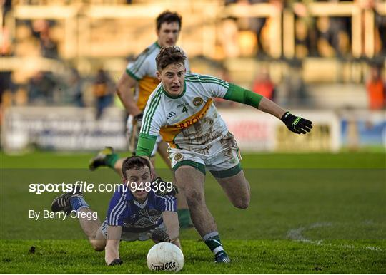 Offaly v Laois - Bord na Mona O'Byrne Cup Group A Round 1
