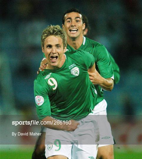 Slovakia v Republic of Ireland - 2008 European Championship Qualifier