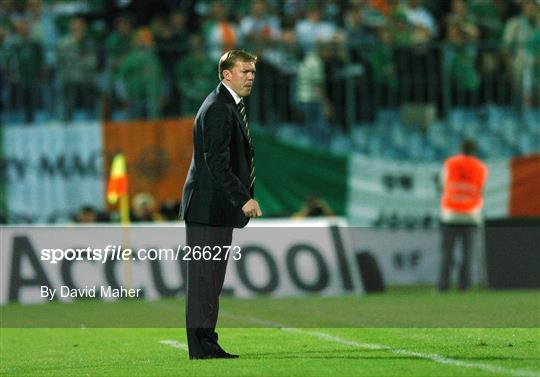 Slovakia v Republic of Ireland - 2008 European Championship Qualifier