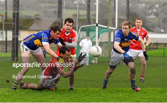 Tipperary v Cork - McGrath Cup Quarter-Final