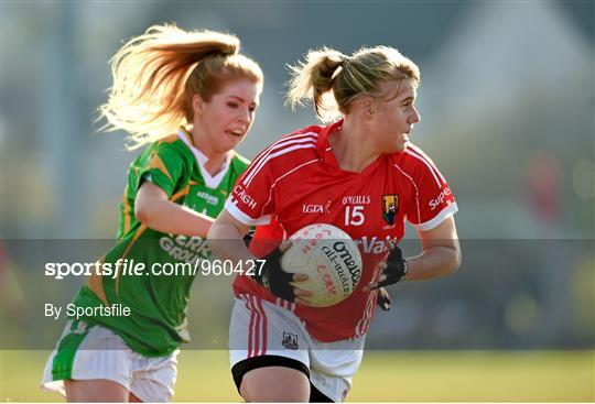 Cork v Kerry - TESCO HomeGrown Ladies National Football League Division 1 Round 2