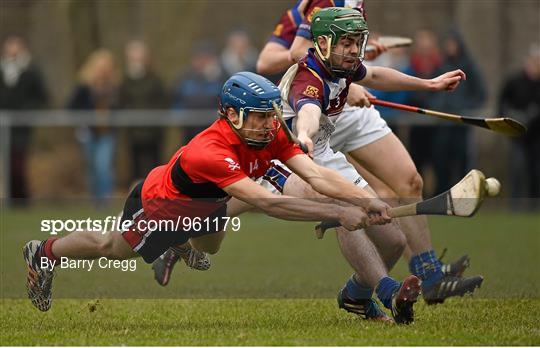 UCC v UL - Independent.ie Fitzgibbon Cup Group B Round 3