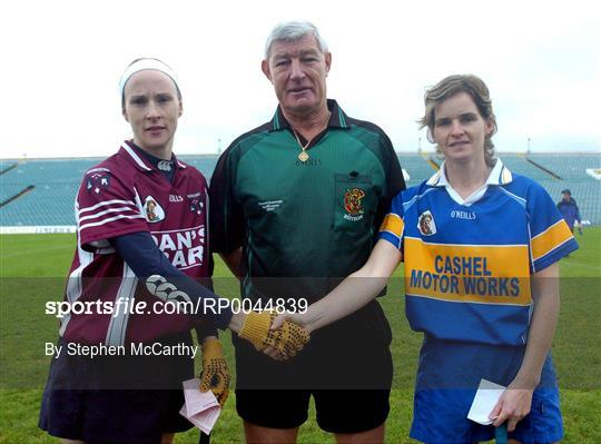 Athenry, Galway v Cashel, Tipperary - All-Ireland Senior Camogie Club C'ship Final