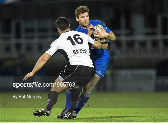 Leinster v Zebre - Guinness PRO12 Round 15