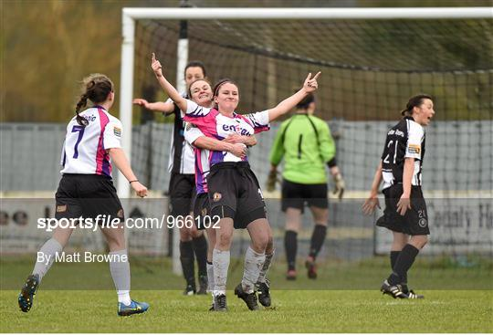 Wexford Youths v Raheny United - Continental Tyres Women's National League