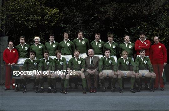 International Rugby Archive Imagery