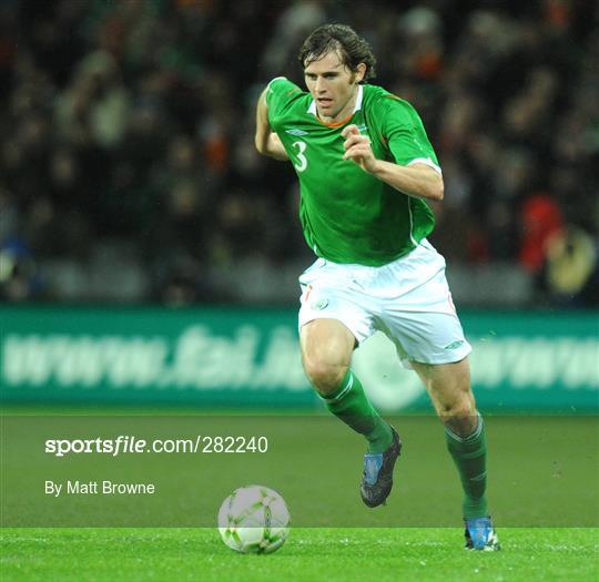 Republic of Ireland v Brazil - International Friendly